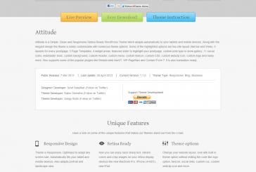 20 free responsivních šablon pro WordPress