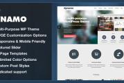 8 nových WordPress šablon na Themeforrest 10. dubna