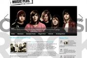 WordPress šablona pro hudební blog zdarma