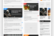 Powermag premium responsivní šablona pro WordPress magazín