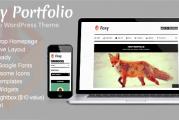16 responsivních portfolio WordPress šablon