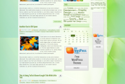 Anolis free WordPress od NewWordPress themes