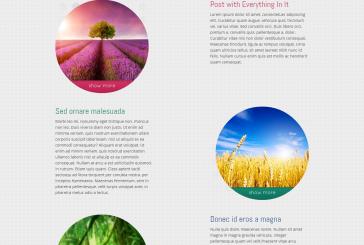 Nature776 originální premium blogová šablona od Themes4all