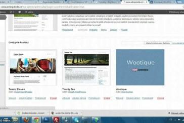 Čeština a instalace šablony pro WooCommerce