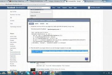 Jak vložit do WordPressu Facebook komentáře video návod