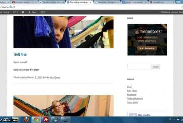 Použití Google fonts s českými znaky ve WordPress šabloně video návod