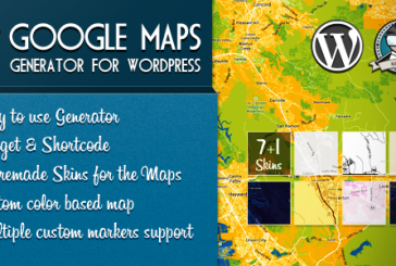 10 Google Maps WordPress pluginů