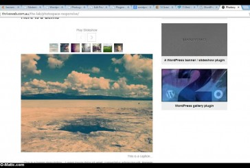 Vytvoření jednoduché fotogalerie video návod