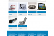 Nano Shop Free Woocommerce šablona