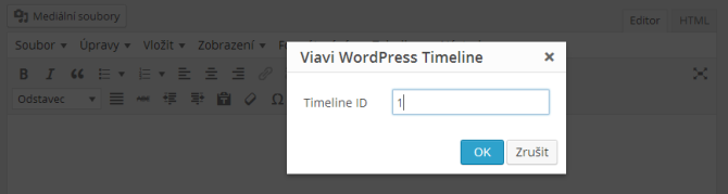 Upravit stránku ‹ WordPress test – WordPress