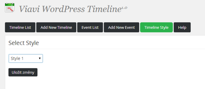 Viavi WordPress Timeline ‹ WordPress test – WordPress (3)