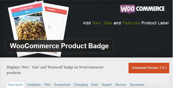 1.12. WooCommerce Products Badge