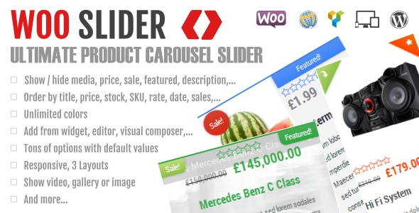 1.4. Ultimate Product Carousel Slider