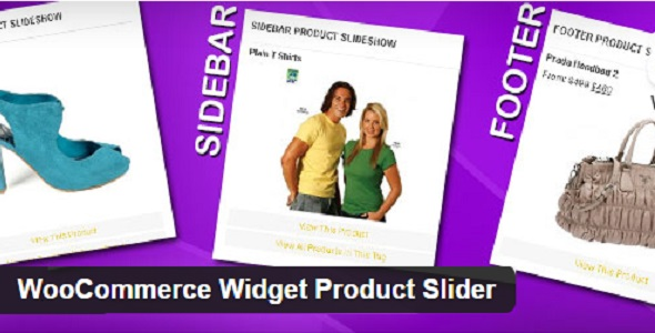 1.6. WooCommerce Widget Product Slider