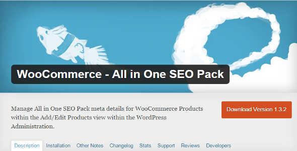 11.2. WooCommerce All in One SEO Pack