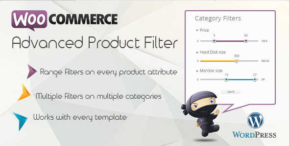 11.7. WooCommerce Advanced Product Filter