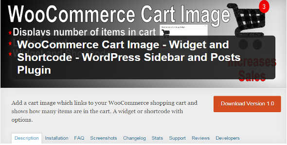 2.1. WooCommerce Cart Image