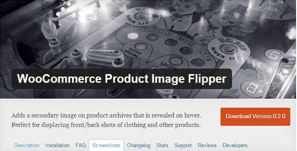 2.4. WooCommerce Product Image Flipper