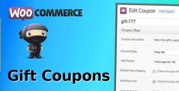 3.9. WooCommerce Gift Coupons