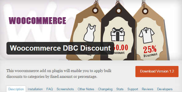 4.10. WooCommerce DBC Discount