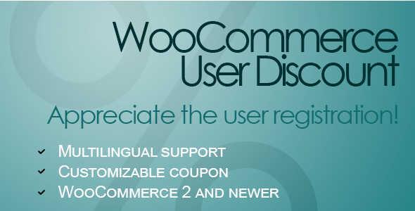 4.5. WooCommerce User Discount