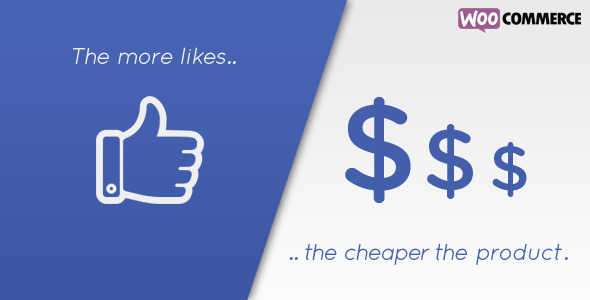 4.6. Discount for Likes - WooCommerce plugin