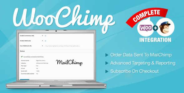 8.6. WooChimp - WooCommerce MailChimp Integration