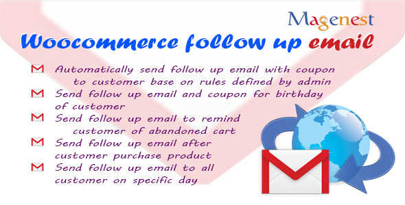8.7. WooCommerce Follow Up Email