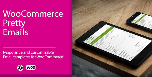 8.8. WooCommerce Pretty Emails
