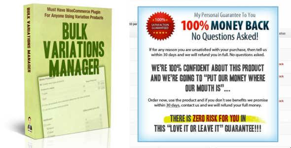 9.2. Bulk Variations Manager