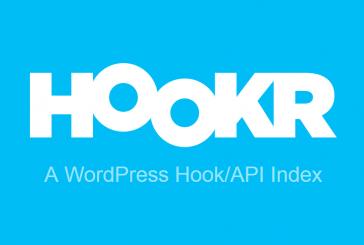 Hookr.io největší databáze funkcí a hooků pro WordPress