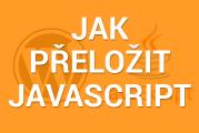Jak přeložit řetězce v javascriptových souborech