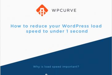 Jak snížit načítání vašeho WordPres webu pod jednu vteřinu
