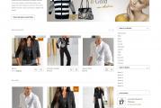 Boemia shop free WooCommerce šablona