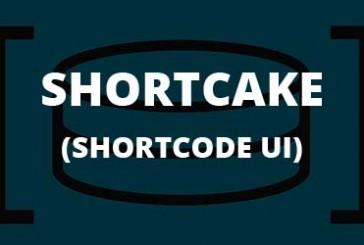 Zobrazení shortcodů přímo v editoru pomocí pluginu Shortcake