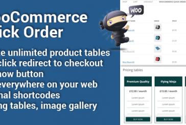 Jak vytvořit cenovou tabulku ve WooCommerce