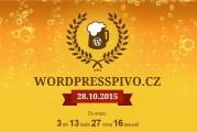 První WordPress pivo