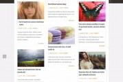 Free WordPress šablona – Cosimo