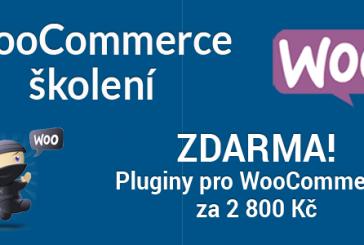WooCommerce školení 16.3. Praha