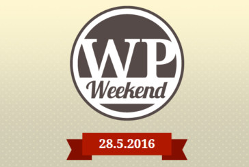 Pozvánka na WordPress Weekend