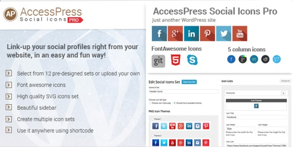 AccessPress-Social-Icons-Pro