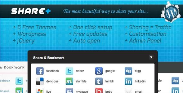 SharePlus-WordPress-plugin