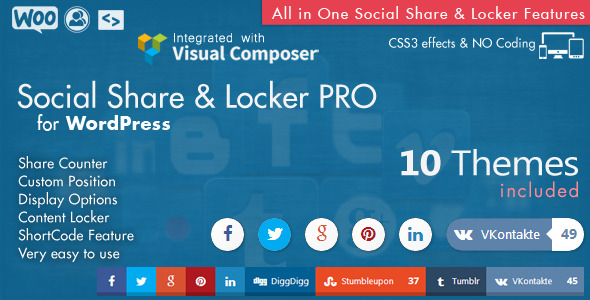 Social-Share-Locker-Pro-Wordpress-Plugin