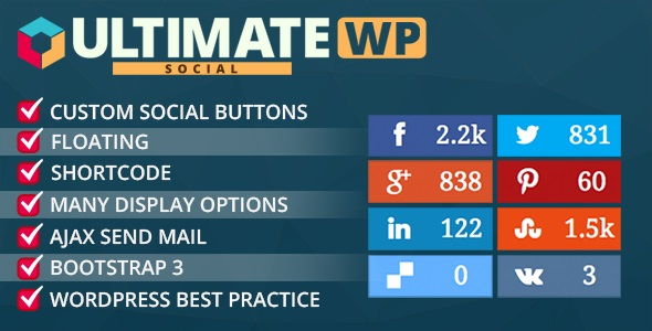 Ultimate-Social-Deux-WordPress-plugin