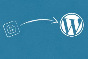 Jak přesunout články a fotografie z Bloggeru do WordPressu