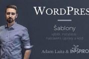 Pozvánka na Workshop Adama Laity