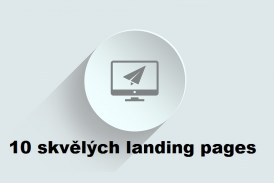 10 skvělých landing pages pro vaše projekty