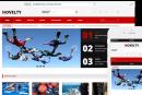 Novelty – recenze prémiové magazínové šablony od TeslaThemes