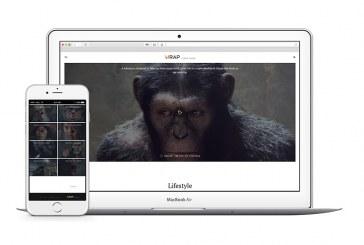 Wrap – recenze prémiové video blog šablony od TeslaThemes