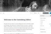 Nový editor pro WordPress Gutenberg opouští React